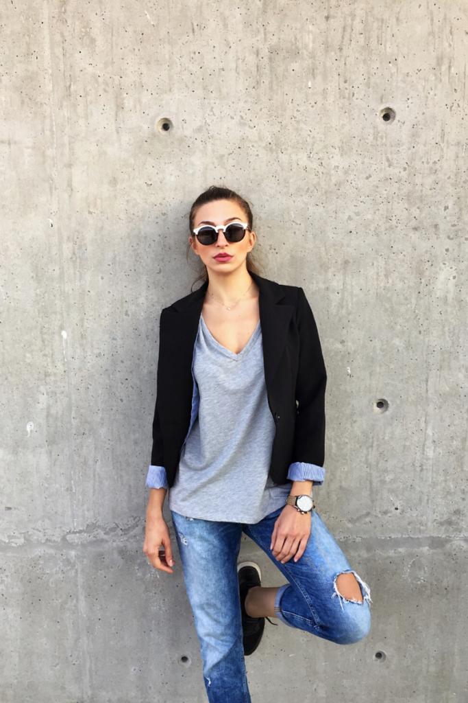 La veste pour structurer votre tenue